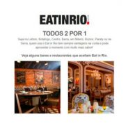 Eat in Rio